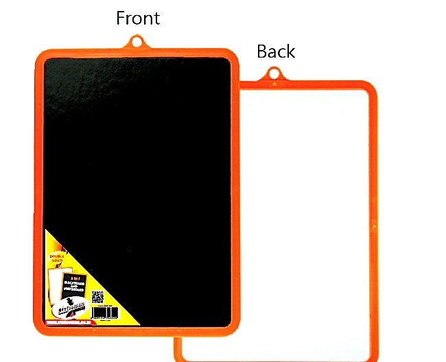 Black and White Board 2 in 1 A4 Size for Kids 1