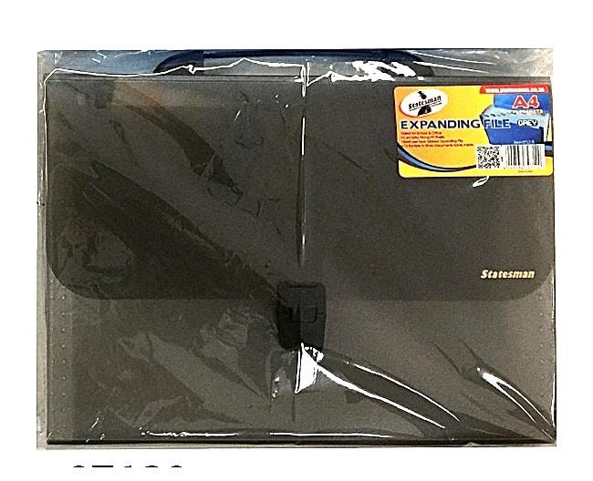 Expanding File 13 Pocket Grey Special Offer 1