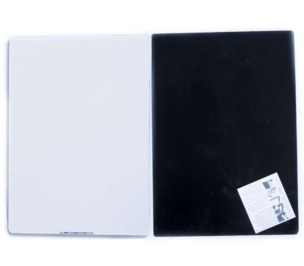 blackboard/whiteboard 2 in1 A4 size for kids high quality 1