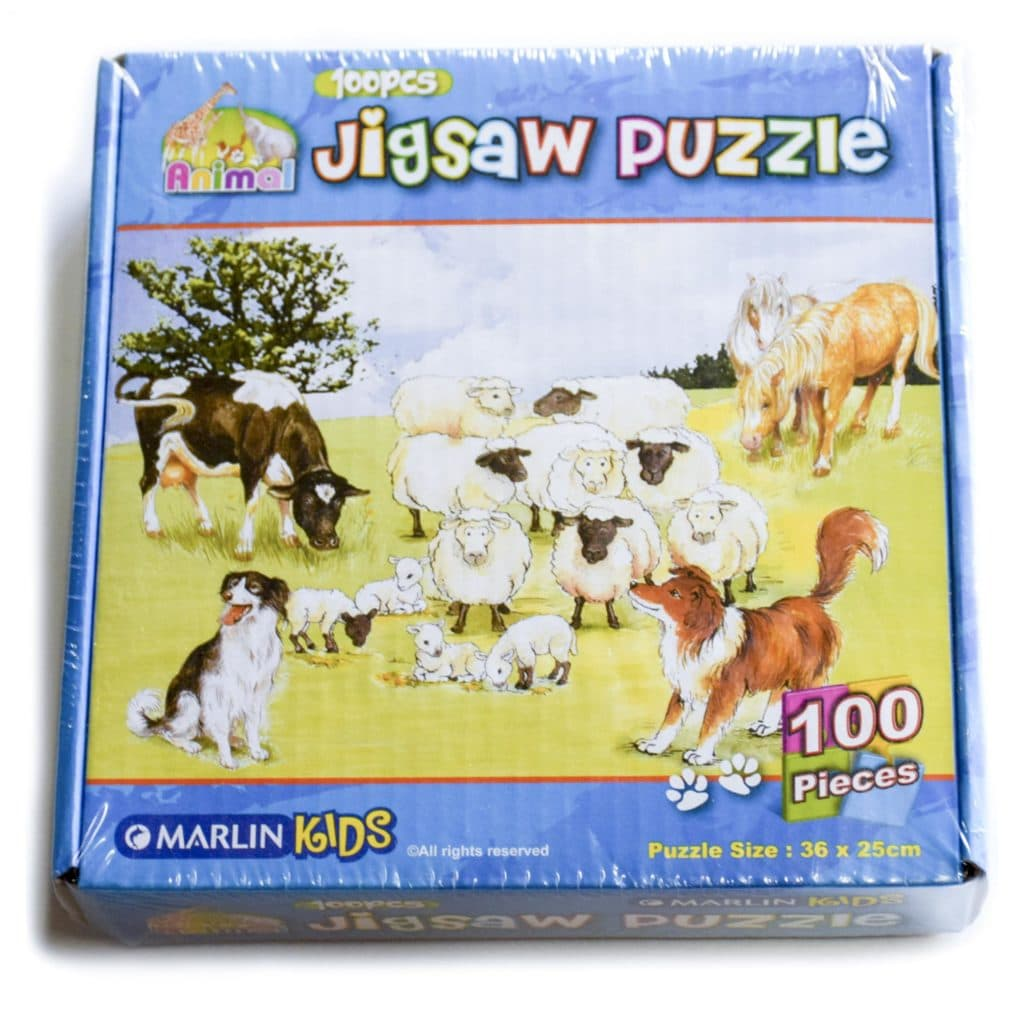 Jigsaw Puzzles for Kids and Educators 1