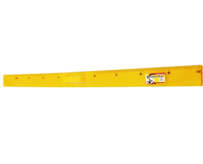 1 Meter Plastic Chalkboard Ruler 1