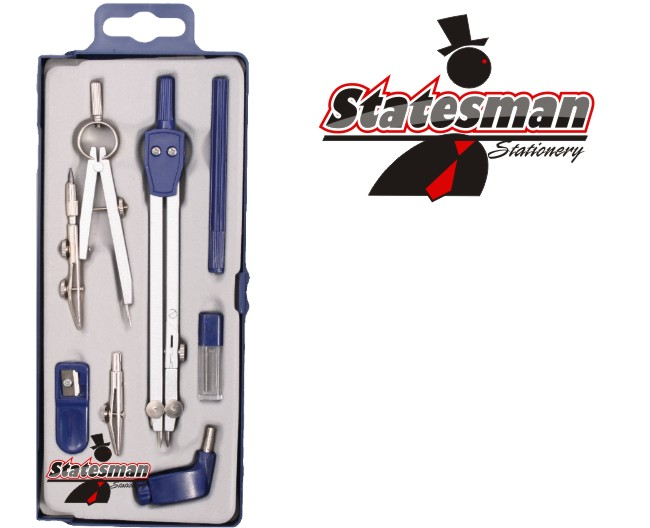 Technical Drawing / Mathematical 7 Piece Precision Tool 1