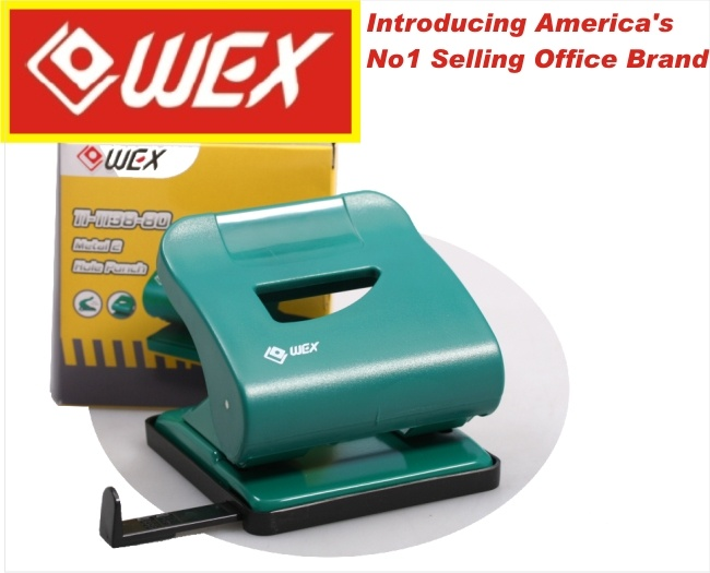 WEX 2 Hole Punch Medium 1