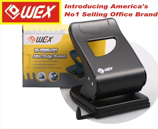WEX Full Metal Mid 2 Hole Punch 1