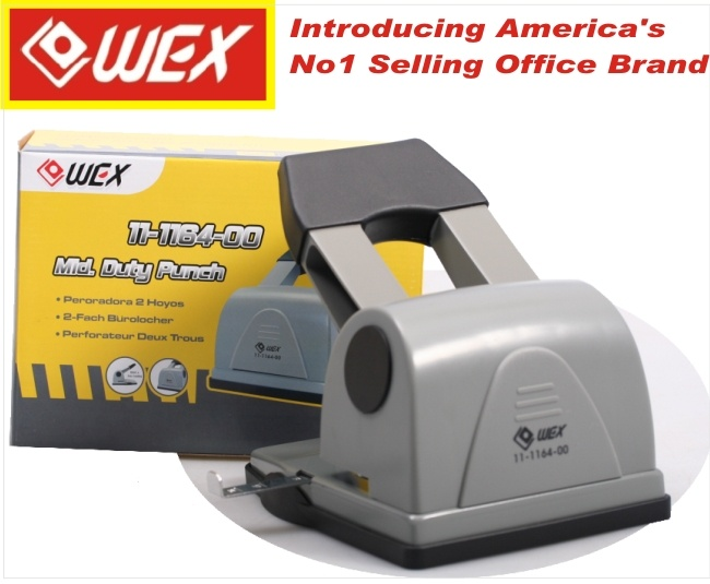 WEX Full Heavy Metal  2 Hole Punch 1