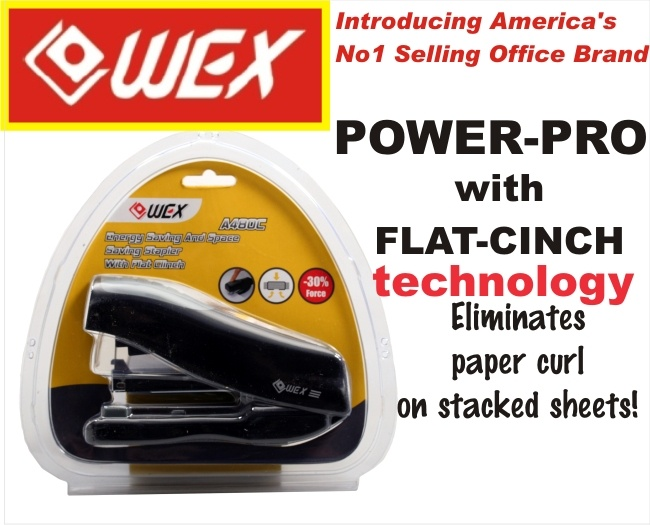 Energy Saving Stapler Extreme Soft Touch 1