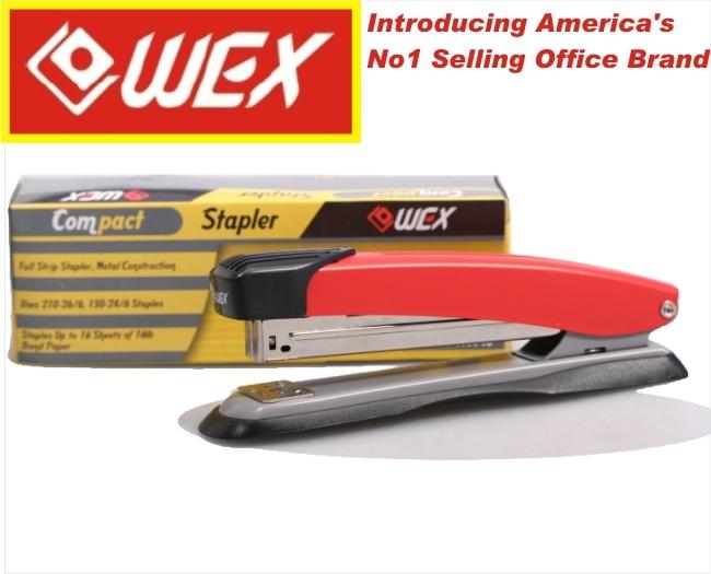 Full Metal Strip Office Capacity Stapler 1