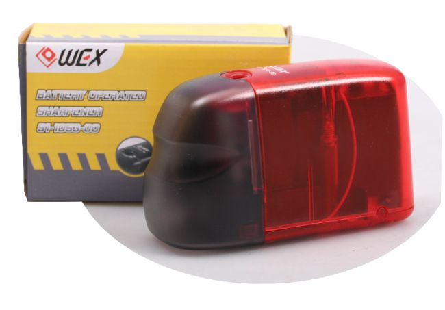 Battery Operated Electronic Pencil Sharpener 1