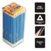 HB Triangular Grip Pencils With Rubber High Quality