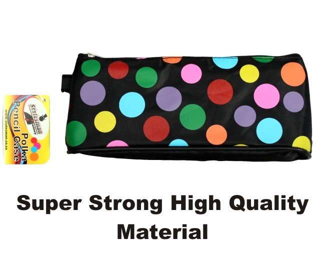 Polka Design Pencil Case 1