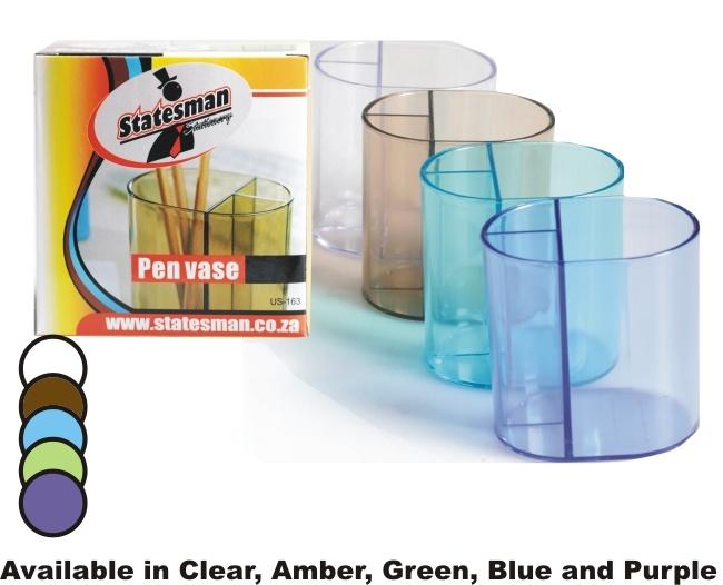 High Quality 3 Division Pen Vase 1