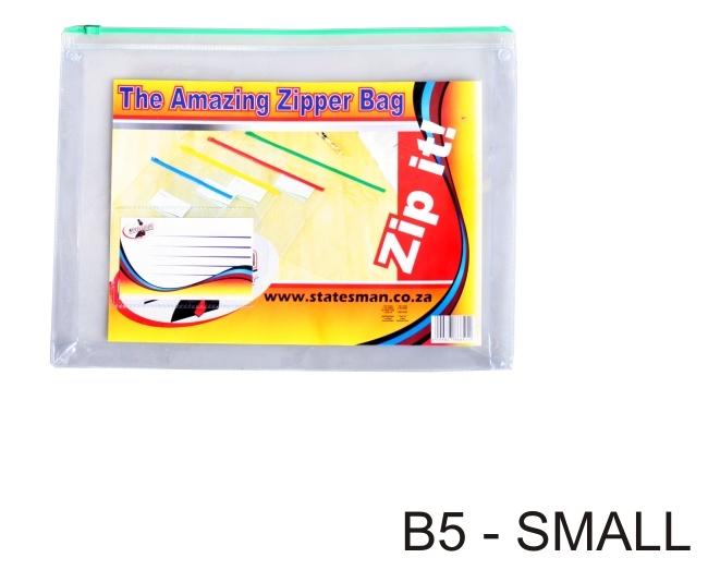 Zipper Bag Small 1