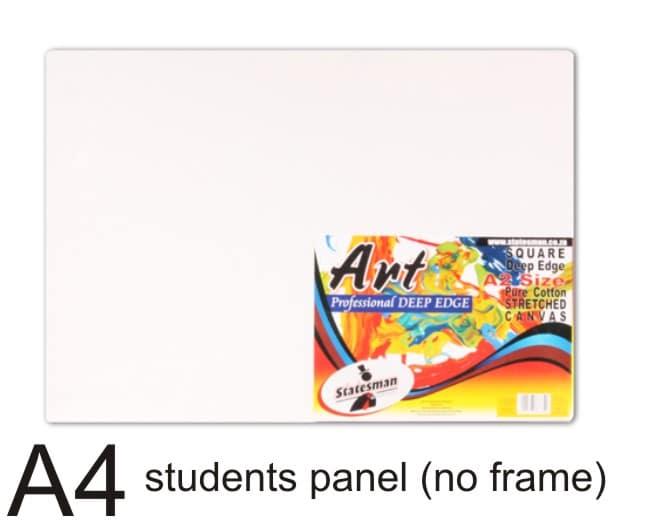 A4 Students Canvas Flat Panel 297 X 210 Mm 1