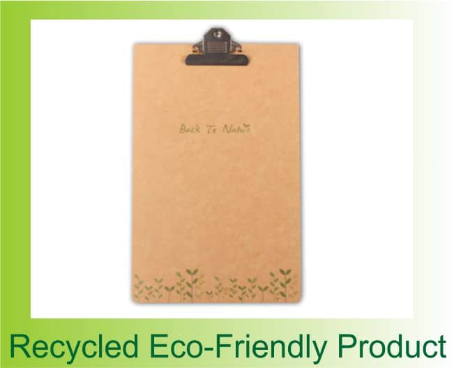 Back to Nature Eco-friendly Clipboard 1