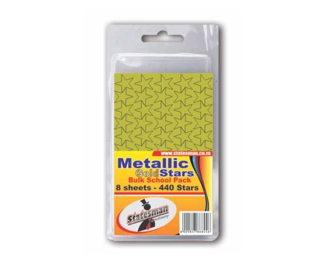 Pack of 440 Metallic Gold 1