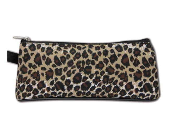 High Quality Leopard Print Pencil Case 1