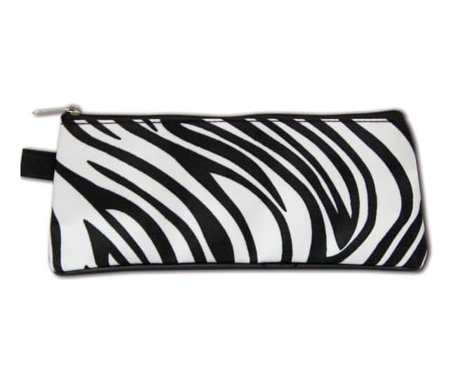 High Quality Zebra Print Pencil Case 1