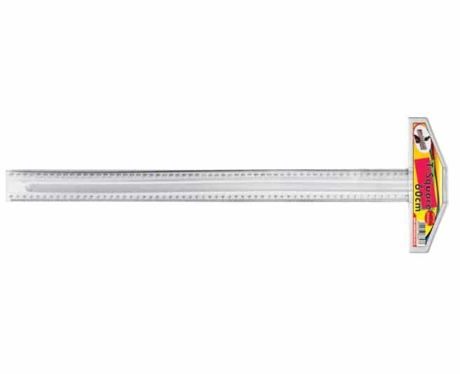 60cmt Square Ruler 1