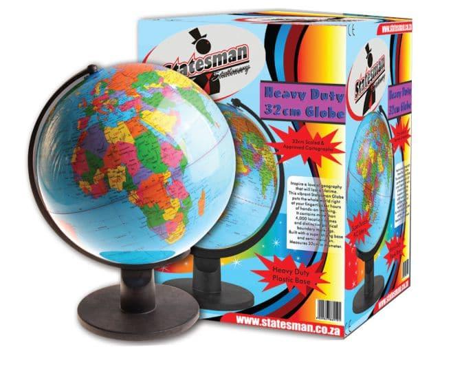 30cm World Globe 1