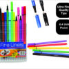 Pouch of 12 Statesman Supreme Quality Fineliners Special Offer