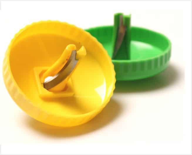 Blak Spiral Twist Pencil Sharpener 4