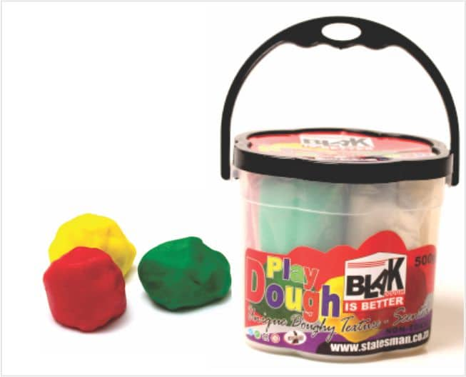 Blak High Quality Scented Play Dough 1
