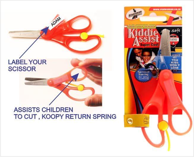 Kiddy Assist Koopy Type Scissor 1