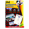 A4 Laminating Pouches 20 Pack 140 Micron