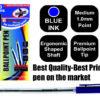 50 Blue Entrepreneur Crystal Ballpoint Medium Pens in a Box
