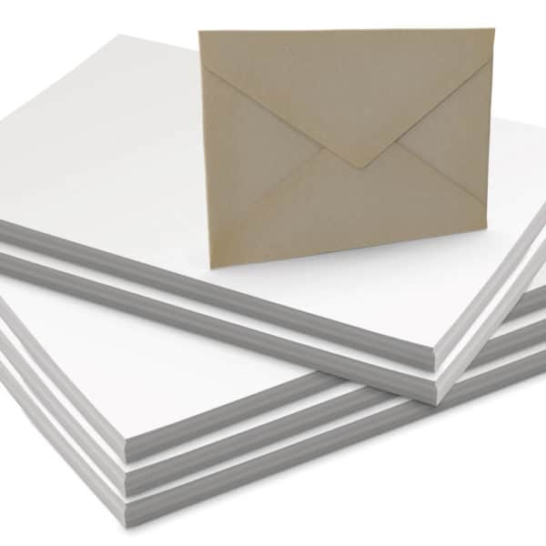 Paper, Boards and Envelopes