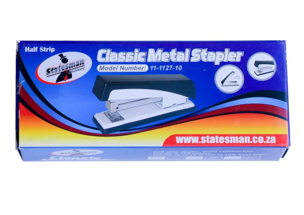 Half Strip Metal Classic Stapler 20 Sheet 1