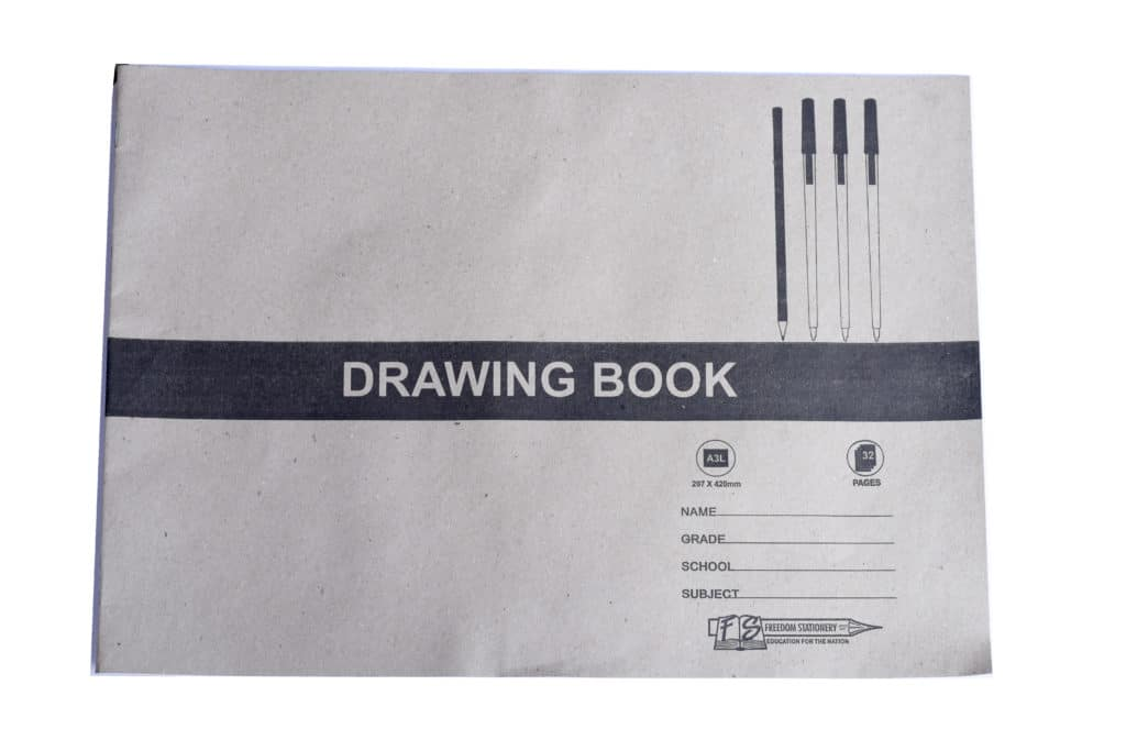Drawing Book A3l 32pg 1