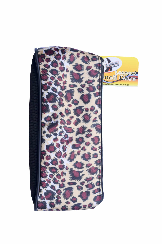 Leopard Pencil Case (8100657) 1