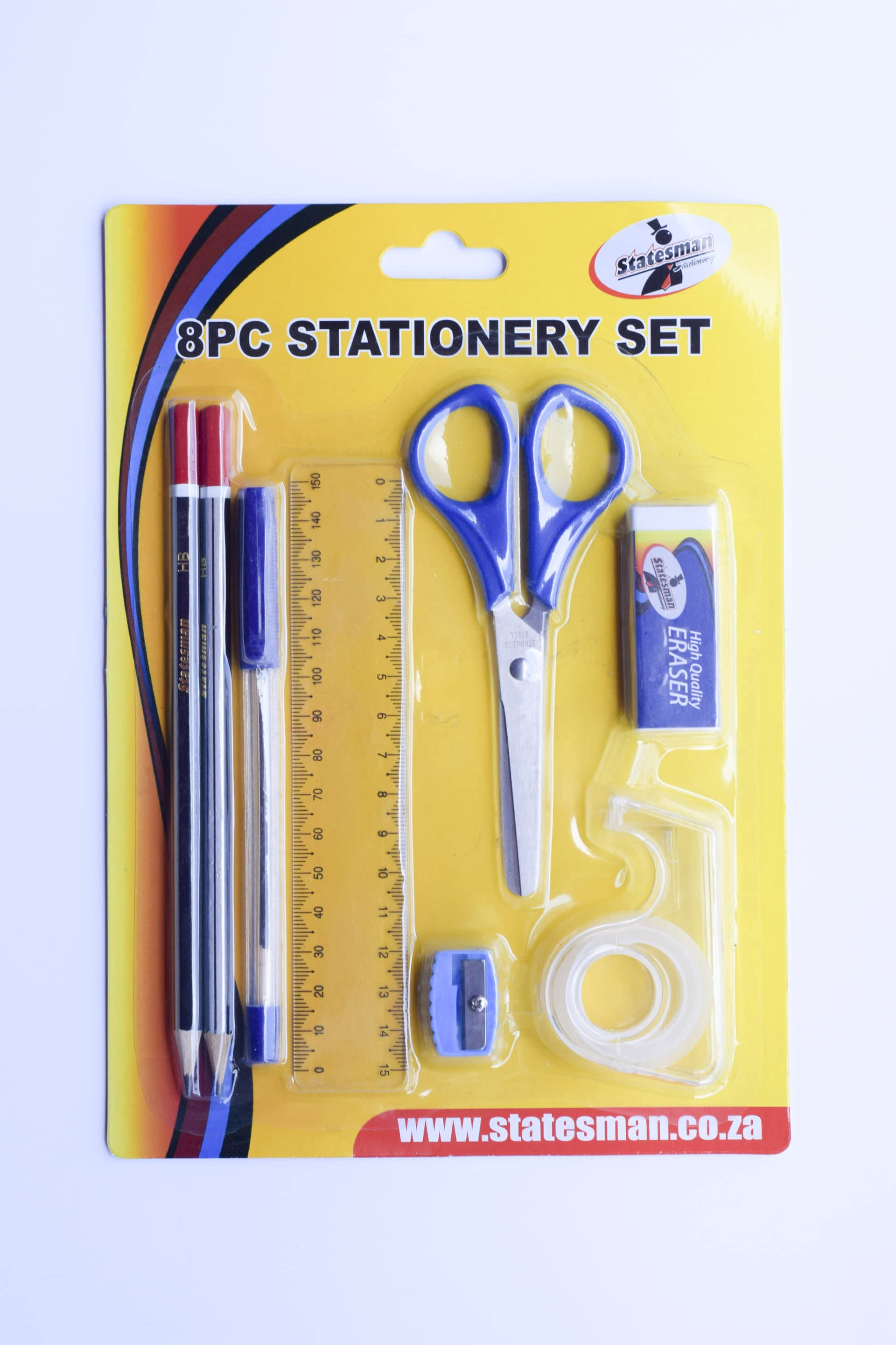 8 Piece Stationery Set Gift Pack 1