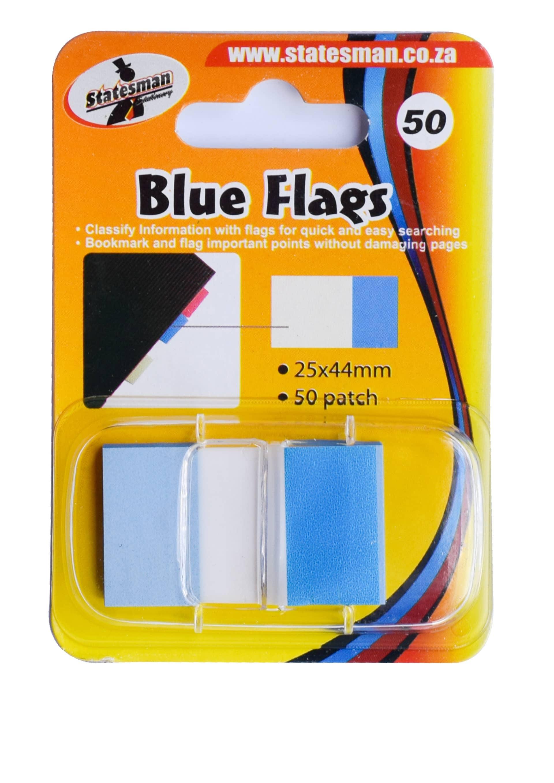 Blue Flag Statesman 1