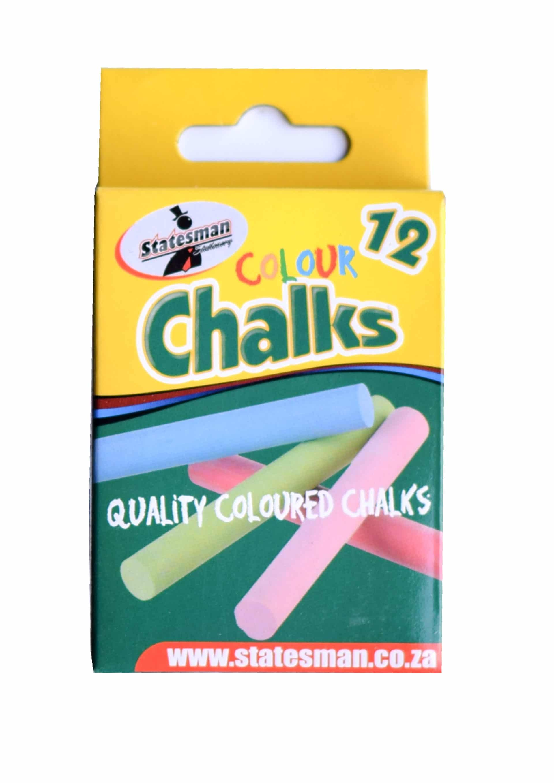 Chalk Colour 12's 1