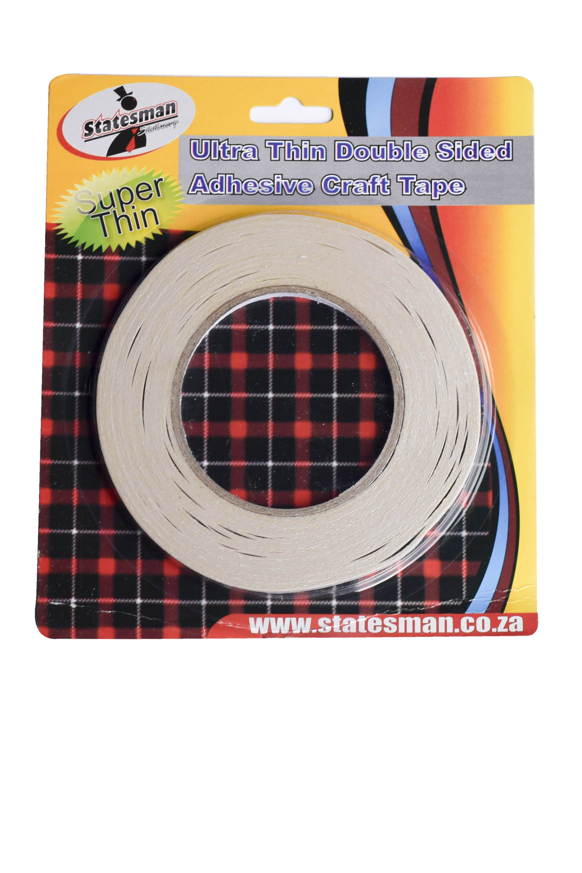 Ultra Thin Double Sided Tape 50m 1