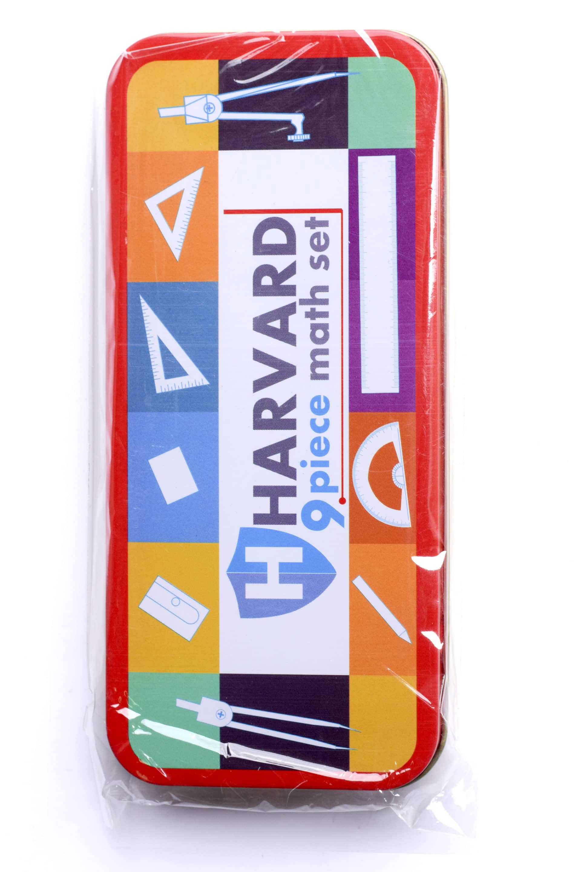 Math Set Harvard Budget 9 Piece 1