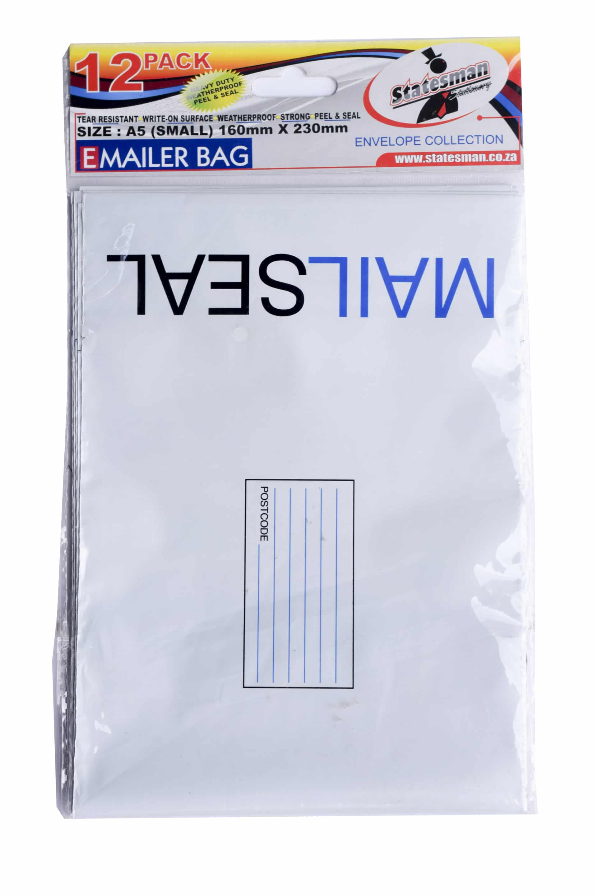 Mailer Bags 12 Pack A5 1