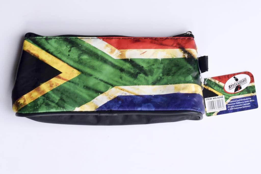 Pencil Case S.a Flag Design 1