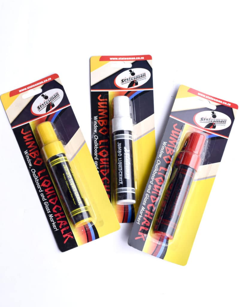 Liquid Chalk Jumbo Yellow Special Offer 1