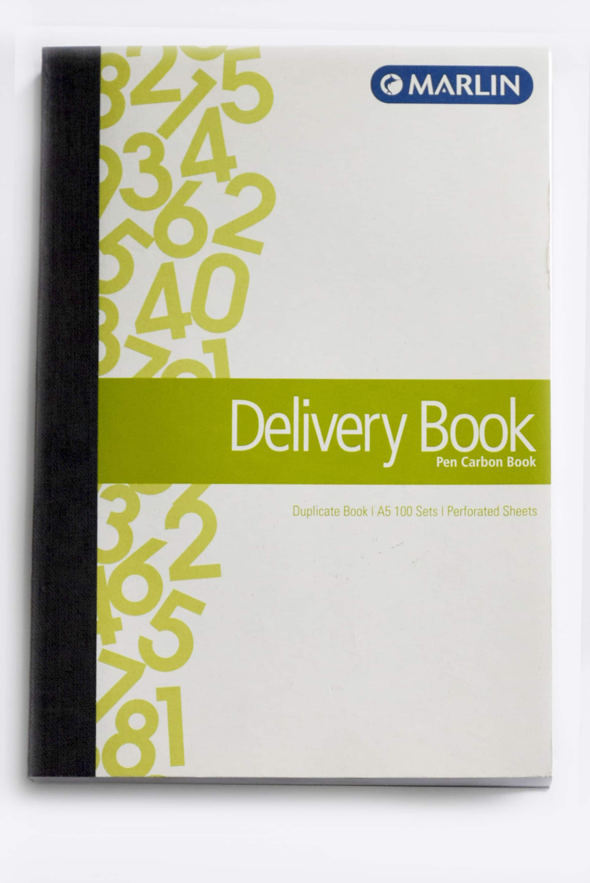 Carbon Duplicate Delivery Book  Book A5 1