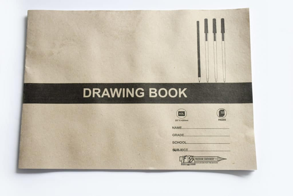 Drawing Book A3l 32pg No Tissue 1