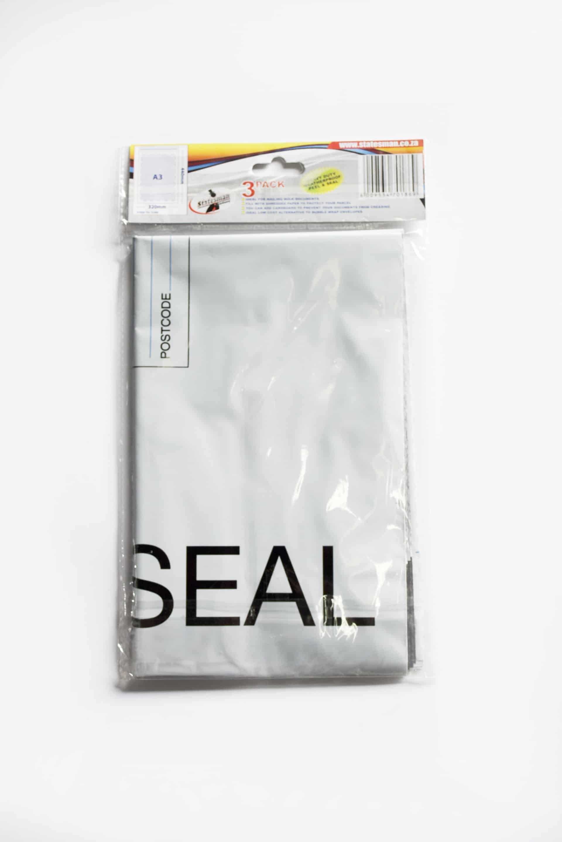 Mailer Bags Pack 3 A3 1