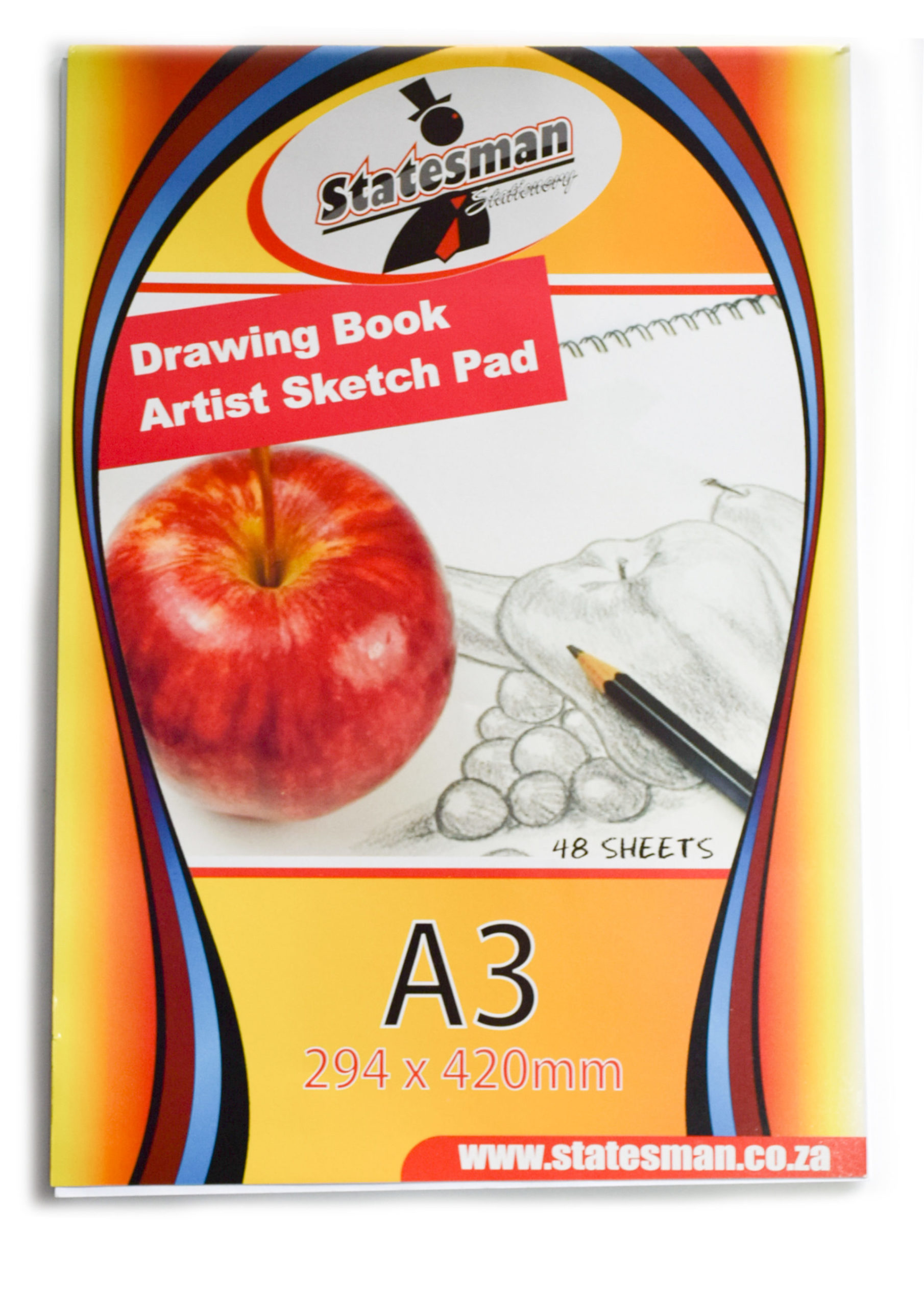 Drawing Book A3 48 Sheet 1