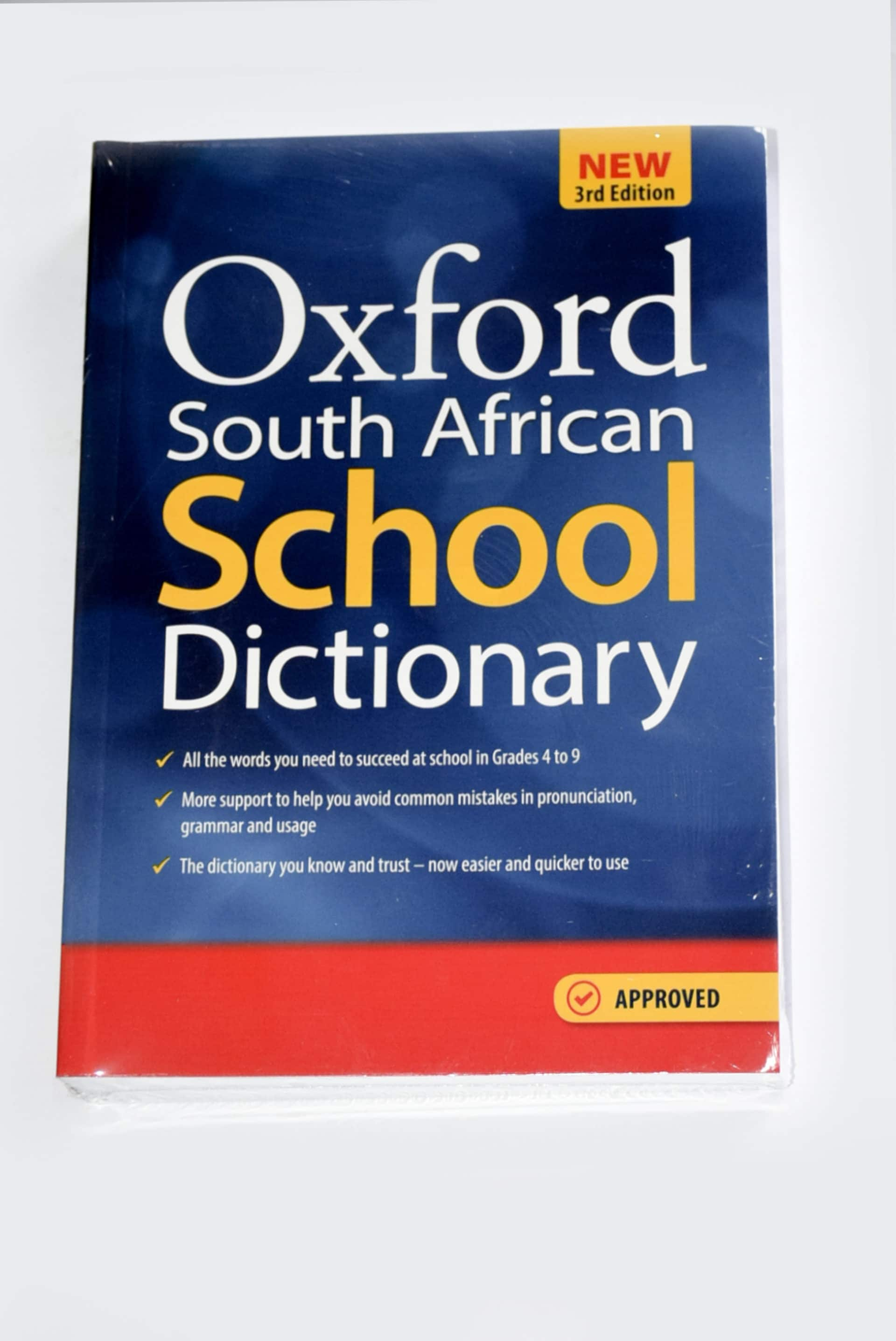 Dictionary English Oxford 3rd Edition 1