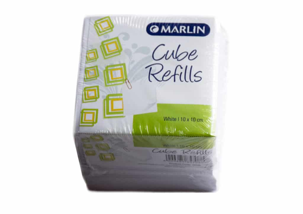 Cubic Refills White 1