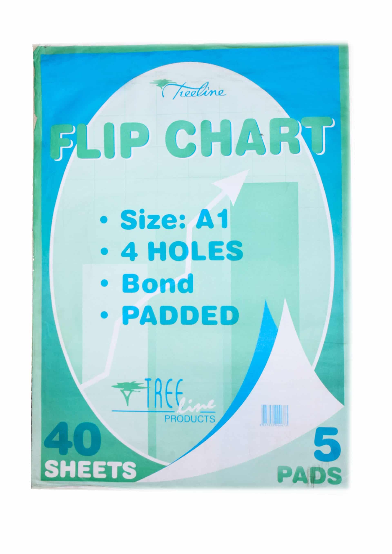 Flip Chart A1 40 Sheet 1