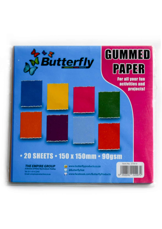 Gum Paper Square 1